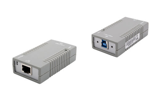 ExSys EX-1321-4K - USB 3.0 zu Ethernet 1Gigabit LAN mit 4KV Optical Isolation