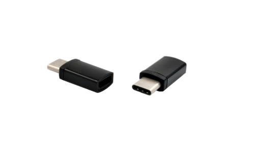 ExSys EX-47992 - Adapter USB 3.1 Type-C male to USB 3.0 Micro-B female (black)