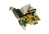 Exsys EX-44171 - PCIe card 1x Serial RS-232 / 1x Parallel